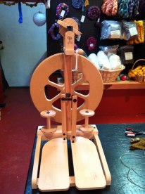 Ashford Kiwi Spinning Wheel