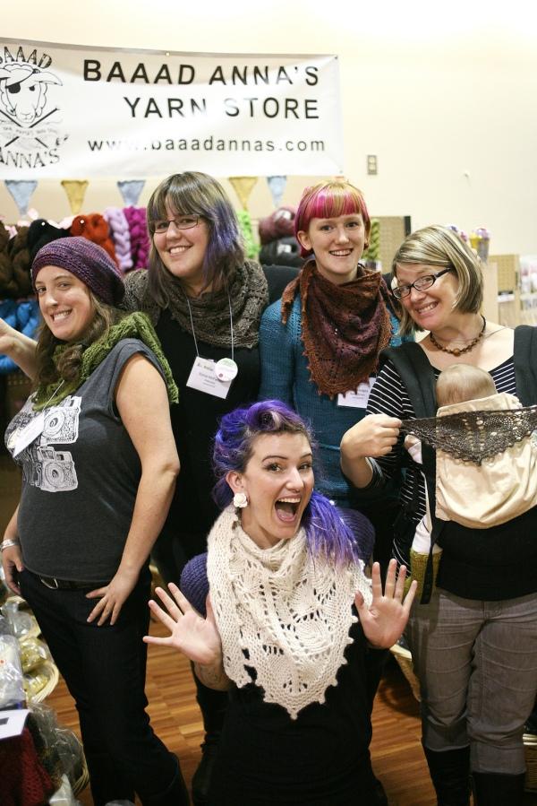 Knit City 2012